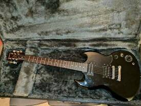 Epiphone SG Special & hard case