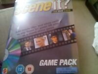 Scene It The DVD Game.