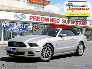 2013 Ford Mustang V6 Premium>>>leather/automatic<<<