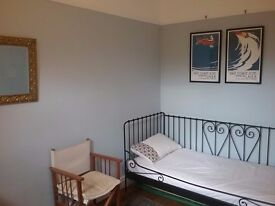 Sunny room close to hospital available NOW! Ideal for masters student / doctor.
