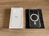 GENUINE APPLE iPhone 12 mini MAGSAFE TRANSPARENT CASE, NO TEXTS OR OFFERS