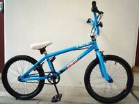 "(2099) 20"" 11.5"" X RATED SPINE BMX BIKE BICYCLE; 360 GYRO; Age: 10+; Height: 147+ cm"