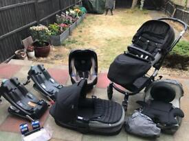 Britax Affinity complete travel system