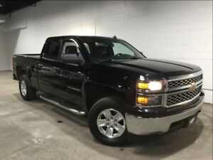 2014 Chevrolet Silverado 1500 4X4! DOUBLE CAB! SHORT BOX!