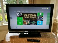 "40"" SONY BRAVIA TV WITH BUILT IN FREEVIEW"