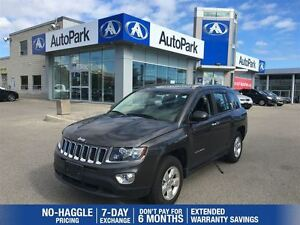 2014 Jeep Compass Sport/CRUISE/KEYLESS/ALLOYS