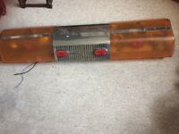 4ft5 long recovery lights in good working order collection or can deliver locally £90