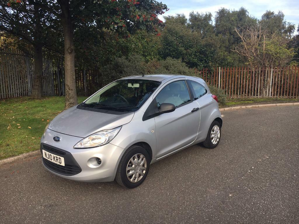 2010/10 Ford KA✅1.25 STUDIO✅LOW MILES✅£30 TAX✅IDEAL FIRST CAR✅LIKE FIESTA PUG 107 CITREON C1
