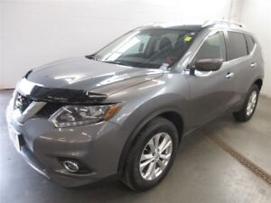 2016 Nissan Rogue SV! AWD! BACK-UP CAM! ALLOYS! HEATED SEATS!