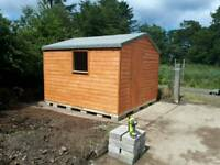 New 10x10 garden shed
