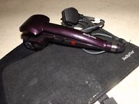 Babyliss Curl Secret with storage pouch and heat protection mat