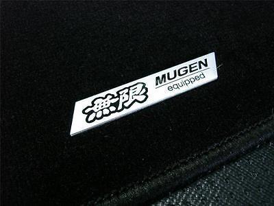BLACK 94-01 ACURA INTEGRA 5PC SEMI CUSTOM FITMENT FLOOR MAT CARPET JDM SET - Acura Black Floor Mat