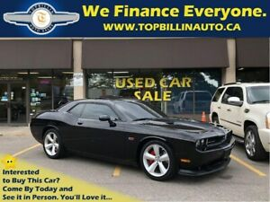 2011 Dodge Challenger SRT8 392 with ONLY 26K kms