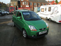 2008 58 CHEVROLET MATIZ 1.0 SE PLUS BARGAIN!!!!!!!!
