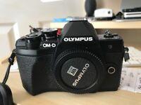 Olympus om-d en10 mk 111 body only