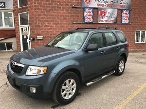 2011 Mazda Tribute GX - ONE OWNER-NO ACCIDENT - CERTIFIED