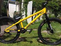 Inspired element trials bike
