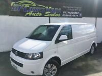 2015 VW TRANSPORTER HIGHLINE LWB 140BHP IMMACULATE *FINANCE AVAILABLE*