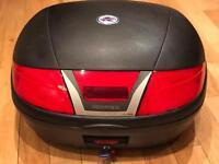 Kappa motor bike back box