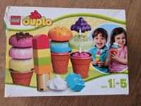 RARE Lego duplo set 10574 ice cream parlour