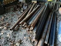 Cast iron spouting