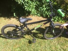 BMX bike X-rated from Halfords