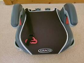 Graco child's booster seats