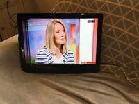 19 inch Digital DVD LCD Television