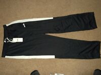 ellesse ply jogging bottoms brand new with labels and packaging