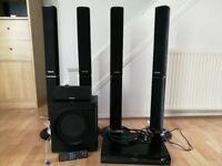 Panasonic SA-BT205 Blu-ray player and 5.1 surround sound system