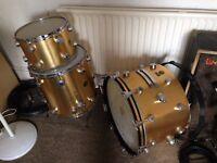 "Vintage Hayman Vibrasonic 22"" Kick Drum"