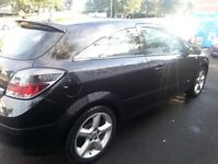 Vauxhall Astra Sri 1.8 2007, One year MOT, Expires 2019 , Exterior Pack Petrol Manual