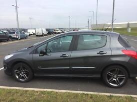 Peugeot 308 1.6 HDI Sport 110 BHP
