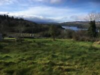 Building Site, overlooking Upper Lough McNean, Belcoo, Co Fermanagh
