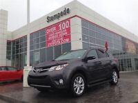 2014 Toyota RAV4 Limited w/Navigation