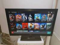 """LG 42"""" Smart LCD LED TV FreeView Built In 2 HDMI 1 USB Full HD 1080p Others Available"""