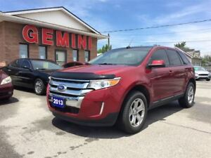 2013 Ford Edge SEL AWD Leather Roof Navi