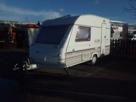 2 birth Caravan. Good Condition