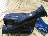 Sony Video Camera Recorder - Handycam Video 8 OCD-TR75E