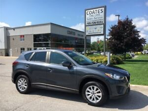 2013 Mazda CX-5 GX AWD ~ Clean Car Proof ~ Blue Tooth ~