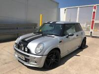 Mini Cooper s jcw 2004 1.6 supercharged, low miles, ready to go, px swap