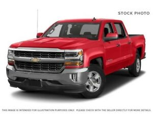 2017 Chevrolet Silverado 1500 * Crew Cab LT 4x4 * True North Edi