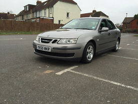Saab 9-3 1.9 TiD Linear 4dr £1,795 p/x welcome FSH 2005 (55 reg), Saloon