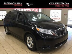 2014 Toyota Sienna 5dr LE 8-Pass FWD- OVERHEAD DVD!! HEATED SEAT