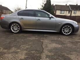 BMW 520d M sport lci facelift