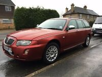 Rover 75 Estate - 2004 - Red - New MOT - Recently Serviced