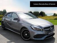 Mercedes-Benz A Class A 180 D AMG LINE PREMIUM (grey) 2016-08-05