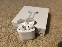 Apple AirPods for iPhone - Used and Boxed - Earphones