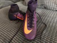 Nike Mercurial Football boots size 3.5