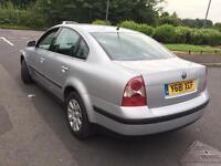 2001 Volkswagen Passat 2.0 SE, Long Mot Mint Runner. (Cheap, Not Focus Bora Vectra Corsa Clio)